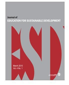 Essay about education for sustainable development
